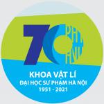 Thông báo các chuỗi sự kiện kỷ niệm 70 năm thành lập Khoa Vật lí